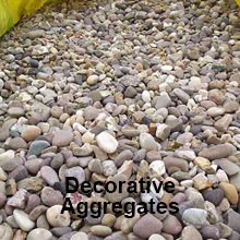 Decorative Aggregates | Aggregates  | Bardo Midlands